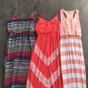 Maxi dress bundle